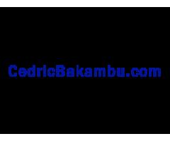 cedricbakambu.com